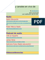 Media Center Xrhpositivo