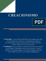 Creacionismo ;D monografias