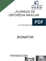Diplomado de Ortopedia Maxilar 1