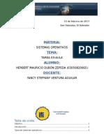 Tarea Ex-Aula Sistemas Operativos (Herbert Dubón)