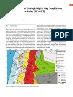 Morfotectonica y Geología digital de los Andes Centrales