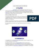 APLICACIONES DE LAS CÒNICAS EN LAS CIENCIAS.docx