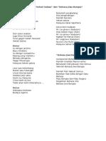 Lirik Lagu Edup3073