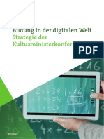 Bildung Digitale Welt Webversion