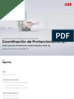4x3 - Coordinación de Protecciones en Baja Tensión, Interruptores Limitadores, Selectividad y Back-Up (Modificado por OCS).pdf