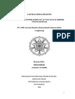 Laporan Kerja Praktik - Essa Faizal - PT. GMF AeroAsia