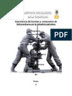 Importancia Del Bombeo y Compresión de Hidrocarburos en La Industria Petrolera