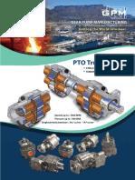 GPM Gear Pumps PTO Gear, Piston & Dump Range 2016
