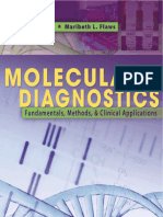 Buckingham_Molecular Diagnostics-Fundamentals Methods and Clinical Applications