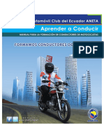 Libro de ANETA - conduccion de motos