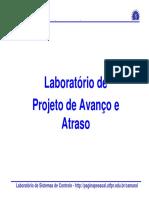 22_2 - Lab 11 - Projeto Avanco e Atraso (1).pdf