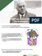 Postulados Teoricos de la Psicologia de Adler