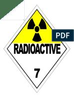 7 Radioactive