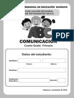 A. ECER 2016-II Comunicacion 4° Primaria