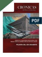 Crónicas de la Suprema Corte de Justicia de la Nación Mexicana