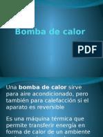 Bombadecalor