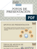 Apoyos de Presentación 2.0