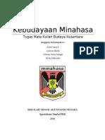 Kebudayaan Minahasa - Budaya Nusantara