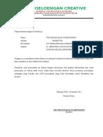 Surat Keterangan DOMISILI