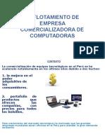 Reflotamiento Empresa Computadoras-Situación Del Entorno