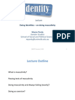 Identity Lecture 15