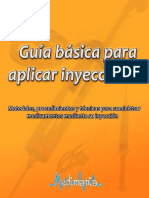 Guía Básica Para Aplicar Inyecciones
