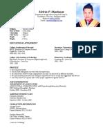 Melvin's Resume 3