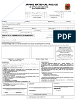 Authorized Id Application for Personnel Original 2014