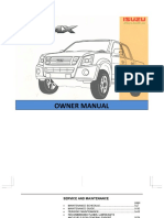Isuzu D-Max-Service-and-maintenance Manual.pdf