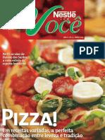 Nestlé Com Você _ Pizzas _ Ed. 22