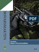 Handbok Rakel i Forsvarsmakten