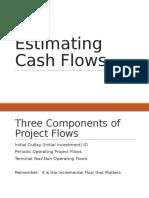 Estimating Cash Flows