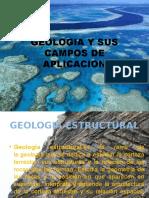 División de La Geología