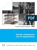 Nuclear Geophysics and Its Application