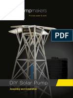 Installation Manual en Pumpmakers Diy Solar Pump