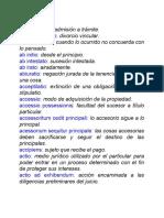 Diccionario de Terminos Latino- Romanos