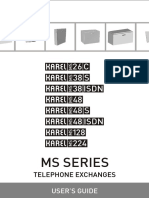MS Series Guides
