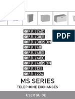 MS Series User Guide