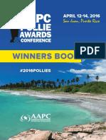 2016 AAPC Winners Book