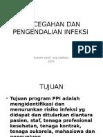 Pencegahan Dan Pengendalian Infeksi