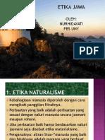 Materi Etika Jawa