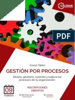 PDF Gestión Por Procesos