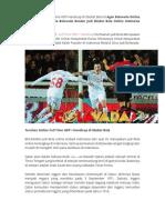 Taruhan Online Full Time HDP Handicap Di Sbobet Bola