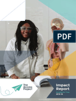 The Access Project Impact Report 2015-2016