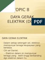 Elektrokimia 8 Dge Sel