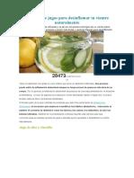 5 recetas de jugos para desinflamar tu vientre naturalmente.docx