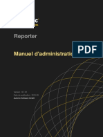 Dollar.universe Reporter 6.7 Administration Guide Fr