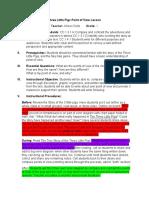 week7instruction3littlepigsplanandreflection docx