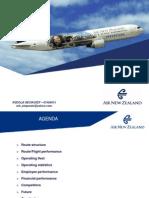 Air NZ Presentation