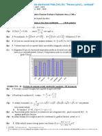 model Evaluare Nationala Matematica